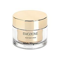 Ferragamo - 'Emozione' velvet body cream
