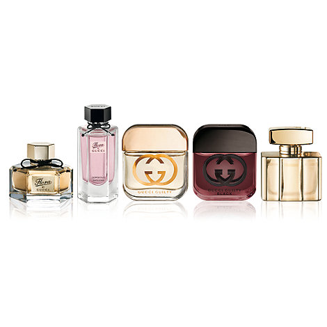 GUCCI - Gucci Minatures Gift Set