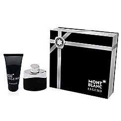 Montblanc - 'Legend' eau de toilette 50ml gift set