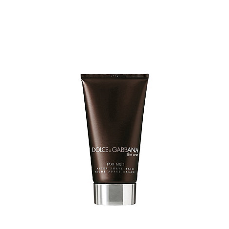 Dolce&Gabbana - +The One For Men+ aftershave balm