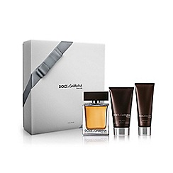 Dolce&Gabbana - 'The One For Men' eau de toilette 100ml Christmas gift set