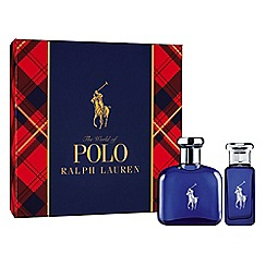 Ralph Lauren - Polo Blue Eau de Toilette 75ml Gift Set for Him