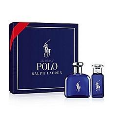 Ralph Lauren - 'Polo Blue' eau de toilette 75ml Christmas gift set