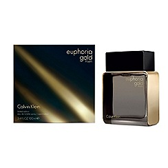 Calvin Klein - Euphoria Gold Men Eau De Toilette 100ml