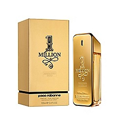 Paco Rabanne - 1 Million Absolutely Gold Pure Perfume 100ml