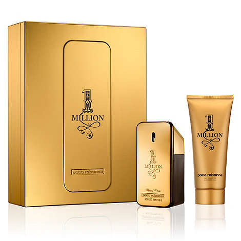 Paco Rabanne - +1 Million+ eau de toilette gift set