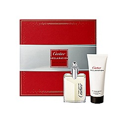 Cartier - 'Declaration' eau de toilette Christmas gift set