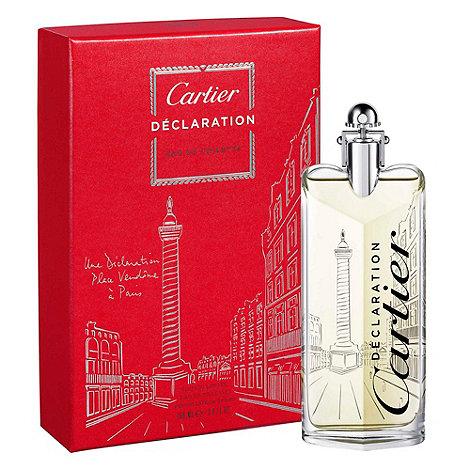 Cartier - Déclaration Place Vendôme Limited Edition 100ml EDT