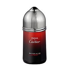 Cartier - Pasha edition noire sport 50ml eau de toilette