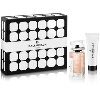 Balenciaga B Eau de Parfum Gift Set 75ml{GB:: - Worth £99-IE::}