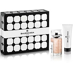 Balenciaga - B Eau de Parfum Gift Set 75ml  - Worth £99
