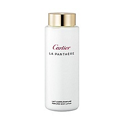 Cartier - La Panthère' perfumed body lotion