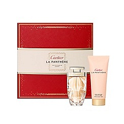 Cartier - 'La Panth­re L g­re' eau de parfum 50ml Christmas gift set