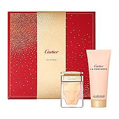 Cartier - 'La Panthre' eau de parfum gift set