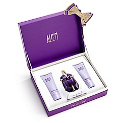 MUGLER - 'Alien' eau de parfum 30ml  Christmas gift set