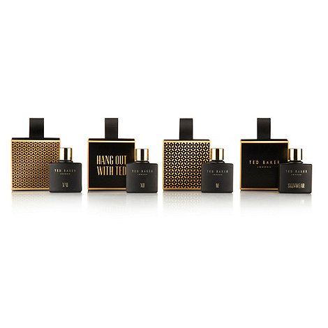 Ted Baker - Mens mini hanging eau de toilette gift set