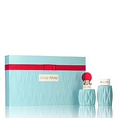 Miu Miu - Miu Miu' eau de parfum 50ml gift set