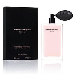 Narciso Rodriguez - Narciso for her Limited Edition Atomizers Eau de Parfum 75ML
