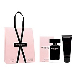 Narciso Rodriguez - for her 50ml Eau de Toilette shopping bag gift set