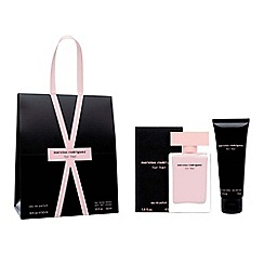 Narciso Rodriguez - for her 50ml Eau de Parfum shopping bag gift set