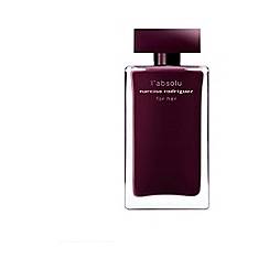 Narciso Rodriguez - For her l'absolu Eau de Parfum 100ml