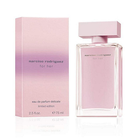 Narciso Rodriguez - For Her Eau Délicate 75ml Eau de Parfum +Limited Edition+