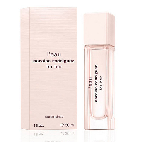 Narciso Rodriguez - For Her L+Eau Eau De Toilette 30ml Limited Edition