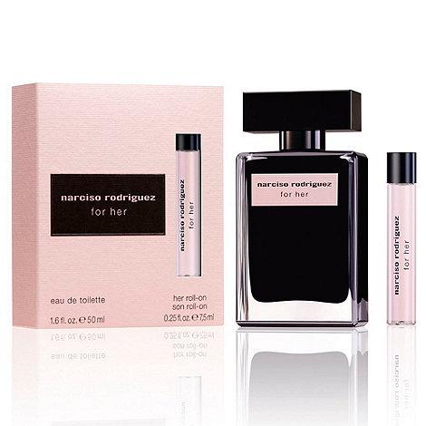 Narciso Rodriguez - for her Eau de Toilette 50ml Gift Set