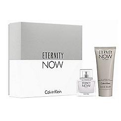 Calvin Klein - Eternity Now 30ml Pour Homme Christmas Gift Set