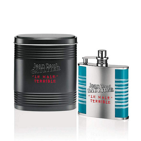 Jean Paul Gaultier - Le Male Terrible Travel Flask 125ml Eau De Toilette