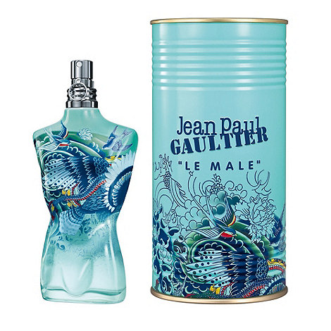 Jean Paul Gaultier - Le Male Summer Eau De Toilette 125ml