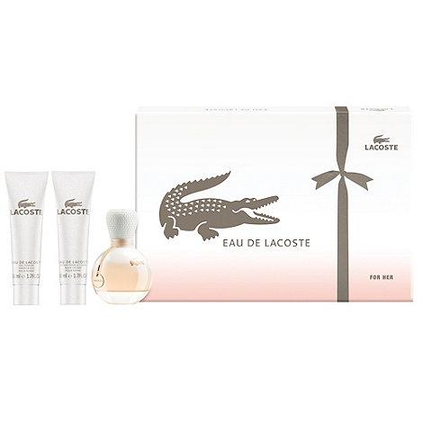 Lacoste - Eau de Lacoste Pour Femme 30ml EDT Gift Set