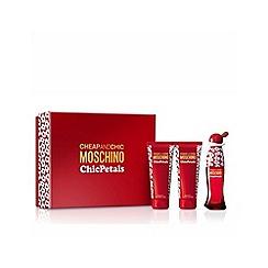 Moschino - Moschino Chic Petals Eau de Toilette Gift Set 50ml