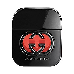 Gucci - Guilty Black 50ml Eau De Toilette