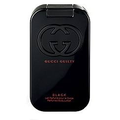 GUCCI - Gucci Guilty Black Body Lotion 200ml