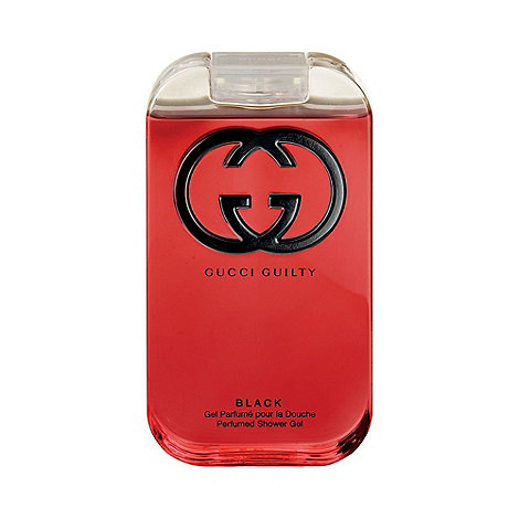 GUCCI - Guilty Black Shower Gel 200ml