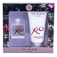 Ted Baker X2O For Her 10ml Eau de Toilette Christmas Gift Set