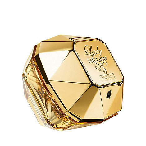 Paco Rabanne - +Lady Million+ absolutely gold pure perfume