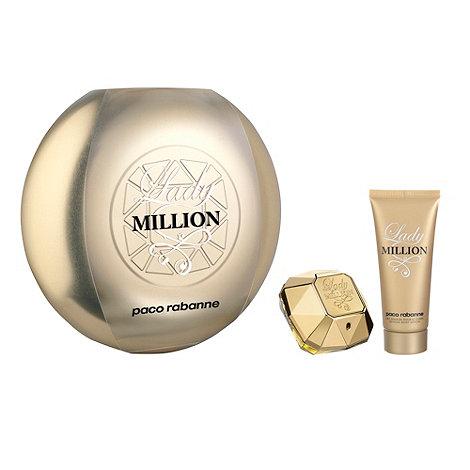 Paco Rabanne - Lady Million 50ml Eau de Parfum Gift Set