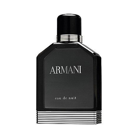 Giorgio Armani - Eau De Nuit Eau De Toilette 100ml
