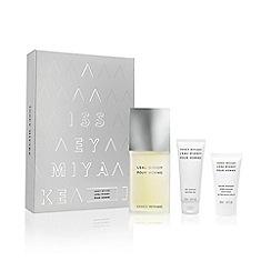 Issey Miyake - L'Eau d'Issey Pour Homme' eau de toilette 125ml gift set