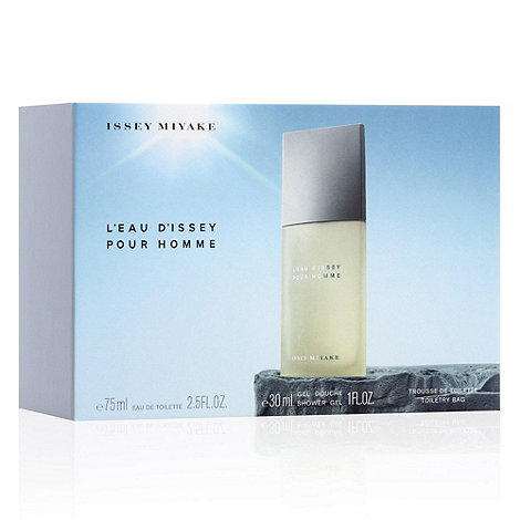 Issey Miyake - L+Eau d+Issey Pour Homme 75ml EDT Gift Set