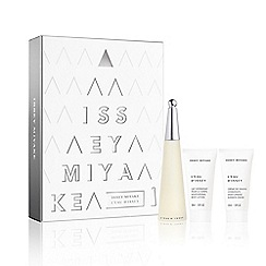 Issey Miyake - 'L'Eau d'Issey' eau de toilette 50ml gift set