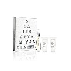 Issey Miyake - 'L'Eau d'Issey Pure' eau de toilette 100ml gift set