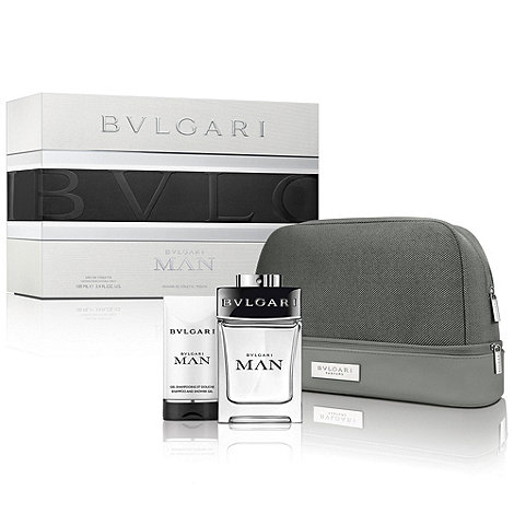 BVLGARI - Man 100ml eau de toilette gift set