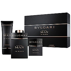 BVLGARI - Man In Black Eau de Toilette Gift Set 100ml