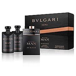 BVLGARI - 'Man in Black' eau de parfum 60ml Christmas gift set