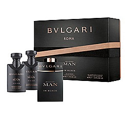 BVLGARI - Man in Black EDP 60ml Christmas gift set  - Worth £73