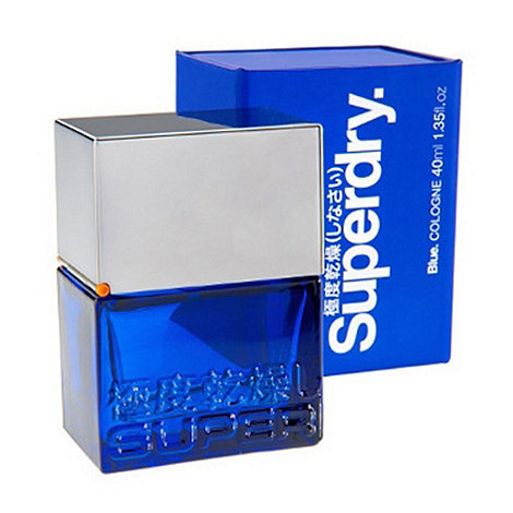 Superdry - Blue Eau De Toilette 40ml