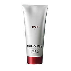 Dolce&Gabbana - Dolce & Gabbana The One For Men Sport 200ml Shower Gel